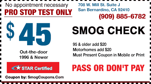 Smog-test-coupon